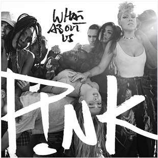 "P!NK lança o novo single ""What About Us"""