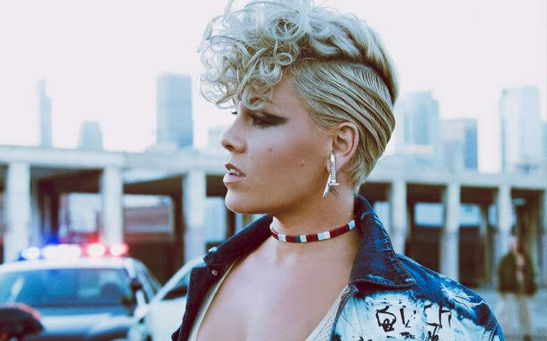 P!nk fará performance e receberá o Vanguard Awards no VMA 2017
