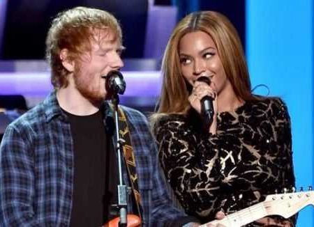 "Ed Sheeran anuncia remix de ""Perfect"" com Beyoncé"