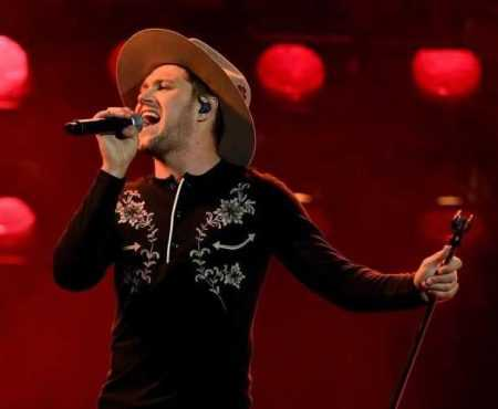 "AMAs 2017: Niall Horan canta ""Slow Hands""."