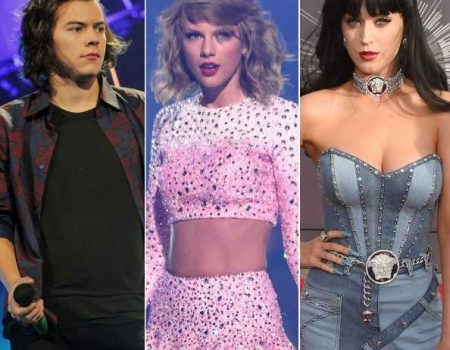 "Harry Styles, Taylor Swift e Katy Perry podem se apresentar no ""Victoria's Secret Fashion Show"""