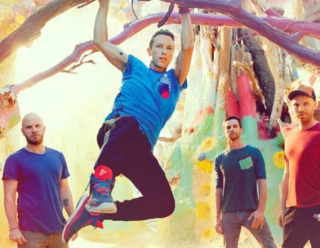 "Filme do Coldplay, ""A Head Full Of Dreams"" estreia nos cinemas brasileiros."