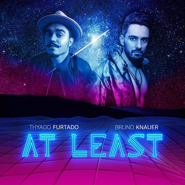 Dj Bruno Knauer lança At Least, single em parceria com Thyago Furtado