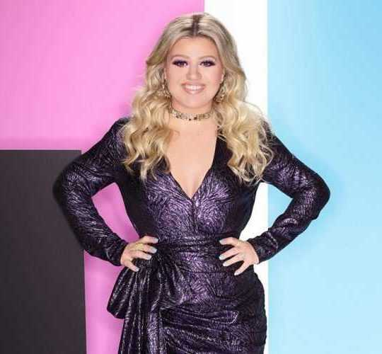 "Ouça o novo single de Kelly Clarkson, ""Broken & Beautiful"""