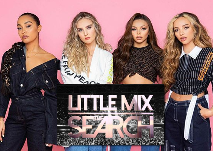 Little Mix anuncia reality show Little Mix The Search