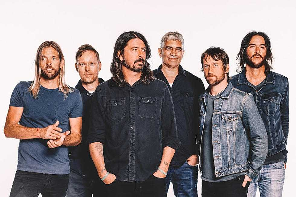 Foo Fighters Rock In Rio Lisboa 2020
