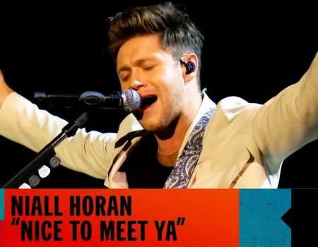 "MTV EMA 2019: Niall Horan faz performance de ""Nice To Meet Ya"""