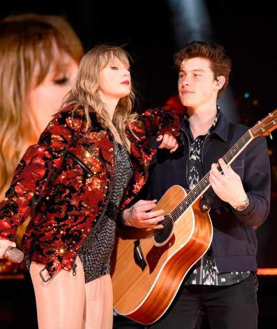 """Lover Remix"", de Taylor Swift e Shawn Mendes estreia no Top 30 do Spotify mundial"