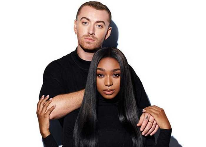 "Sam Smith e Normani fazem performance arrasadora de ""Dancing With a Stranger"" em show"