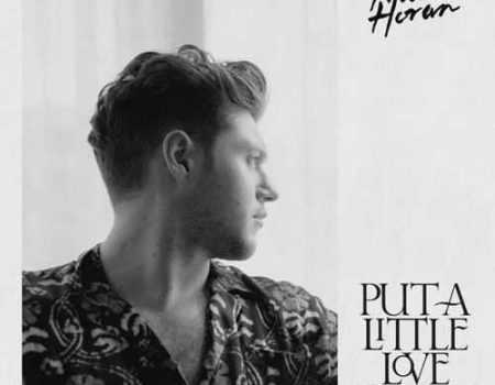 "Escute ""Put A Little Love On Me"", novo single de Niall Horan"