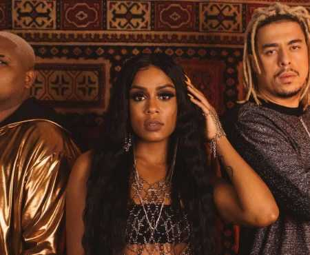 "MC Rebecca, Kevin o Chris e WC no Beat lançam clipe de ""​Repara"""