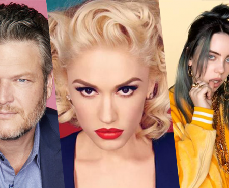 Billie Eilish, Blake Shelton e Gwen Stefani se apresentarão no Grammy Awards 2020