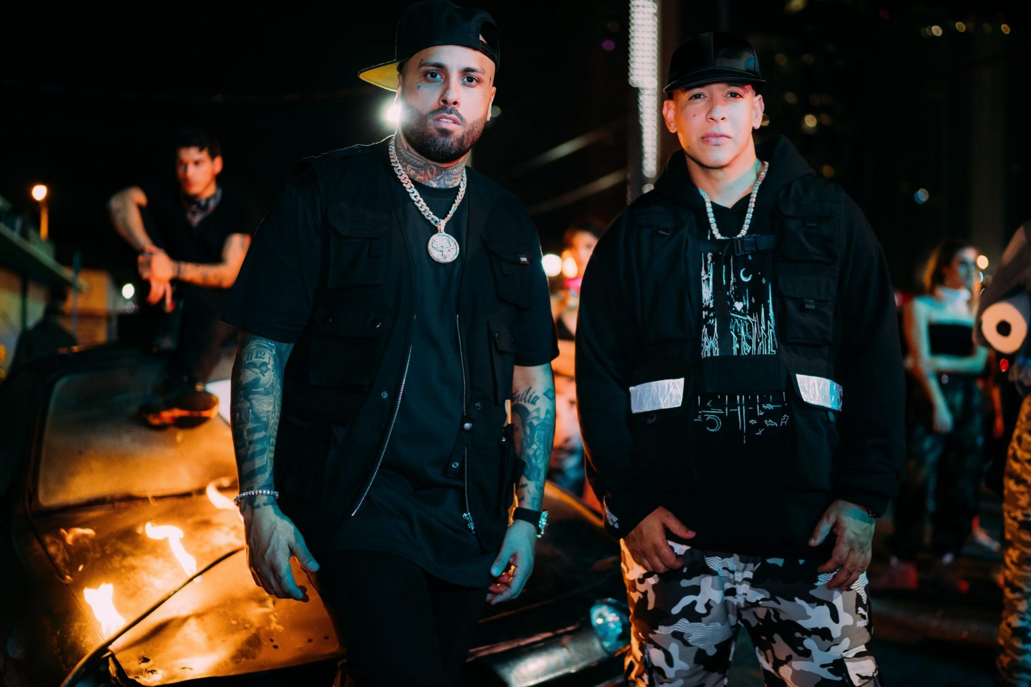 Nicky Jam Daddy Yankee Promo Pic scaled