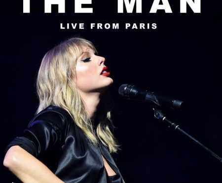 "Taylor Swift lança vídeo ao vivo de ""The Man"""