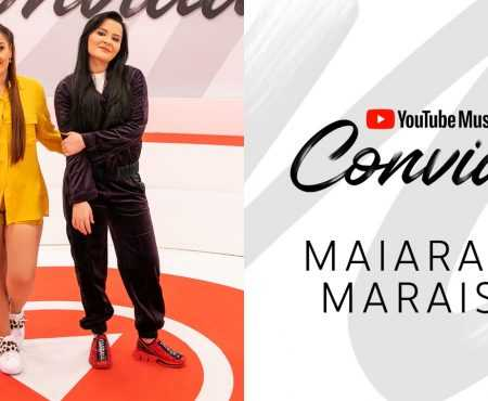 Maiara e Maraisa participam do Youtube Music Convida