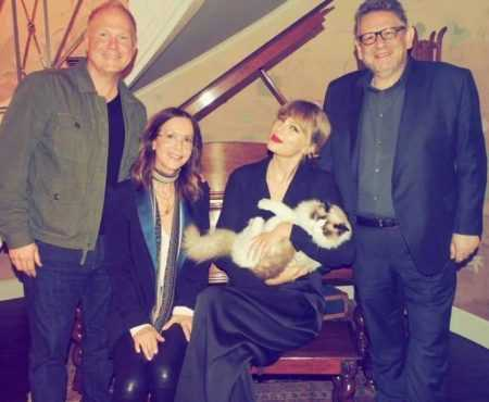 Taylor Swift assina contrato com Universal Music Publishing Group