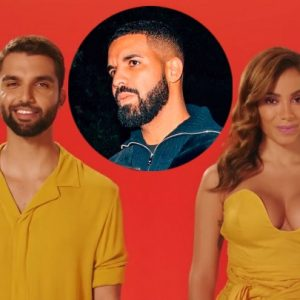 Drake faz post de música do Silva com Anitta e Kevin O Chris