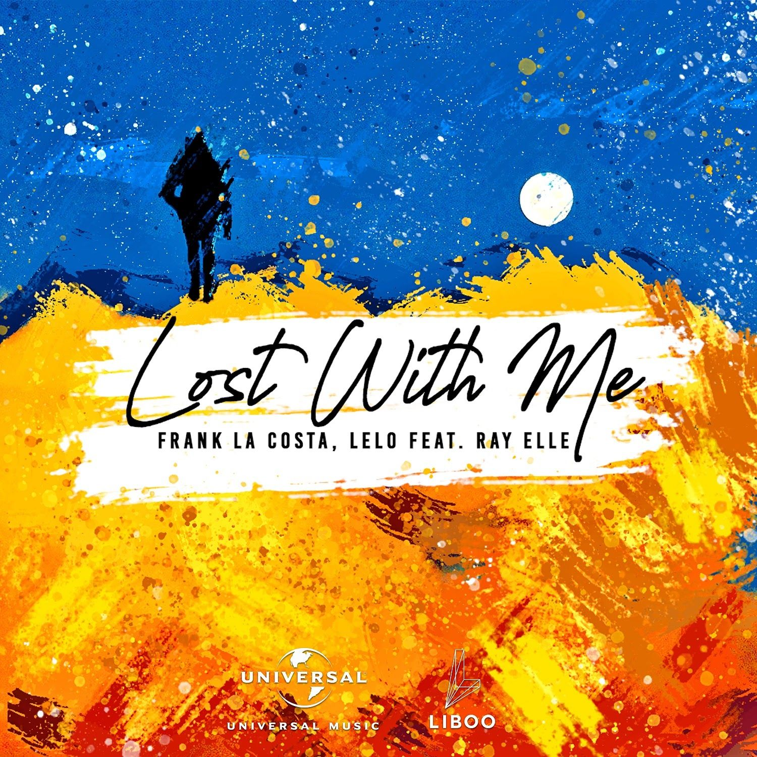 Frank La Costa LELO Ft. Ray Elle Lost With Me Liboo