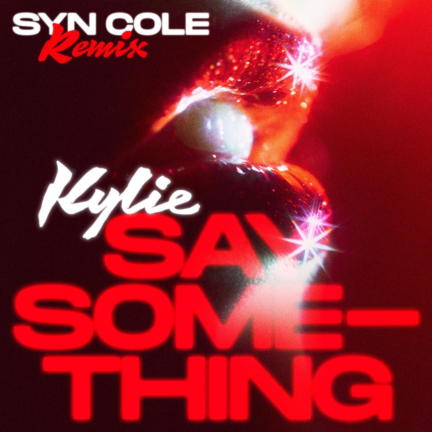 Kylie Minogue Say Something Syn Cole