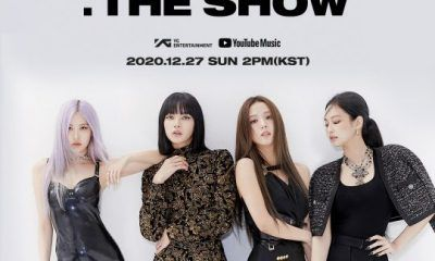 blackpink the show youtube