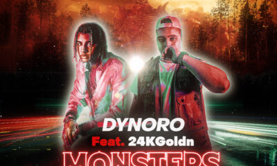 DYNORO Feat 24KGoldn MONSTERS COVER