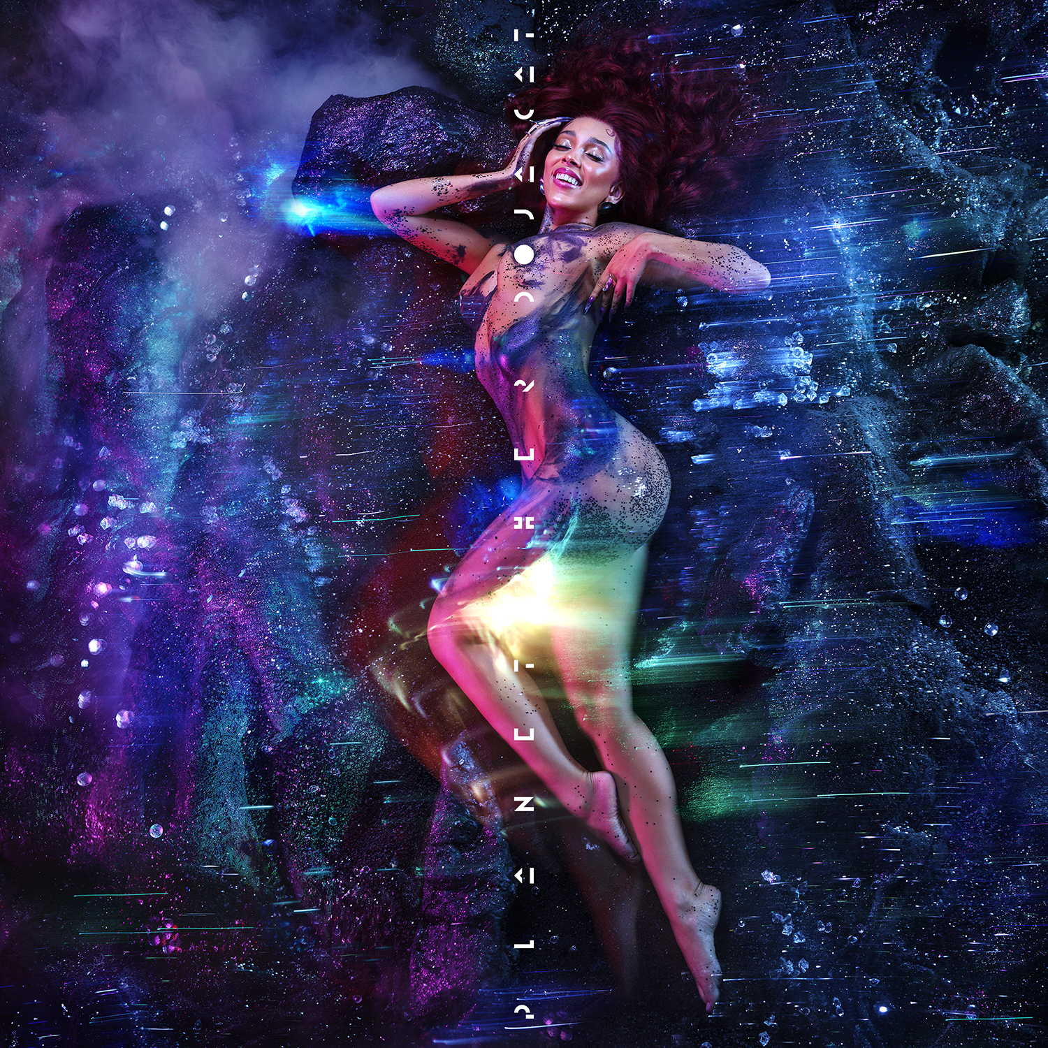 POP CYBER PLANET HER album cover